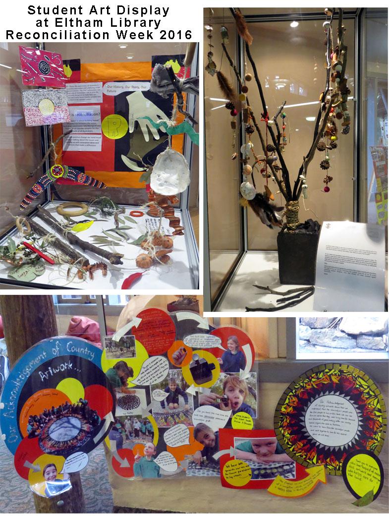 Reconciliation week 2016 student art