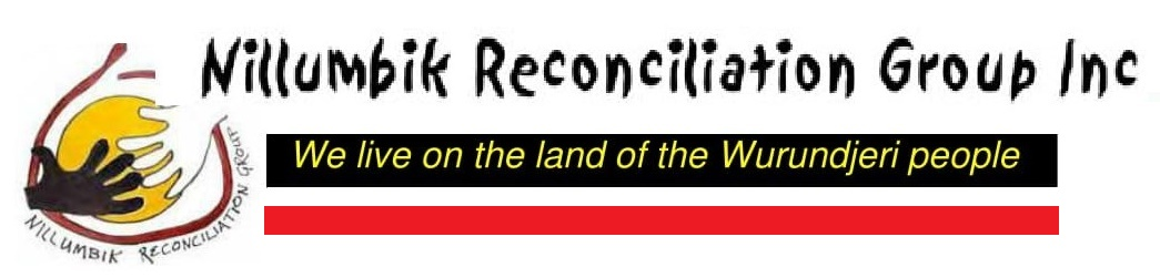 Nillumbik Reconciliation Group - logo