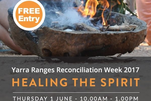Yarra Ranges Reconciliation Week 2017