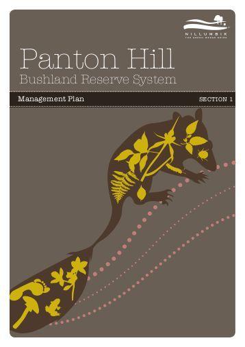 Panton Hill Bushland System