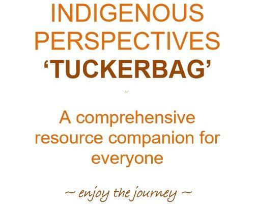 Indigenous Perspectives Tuckerbag