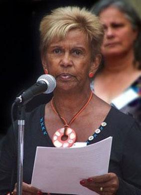 Pam Pedersen Australia Day 2013