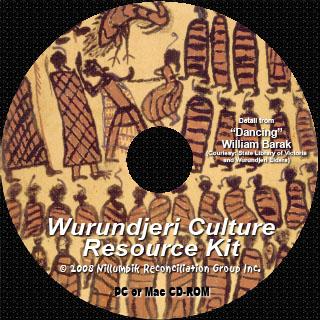 Wurundjeri Disc